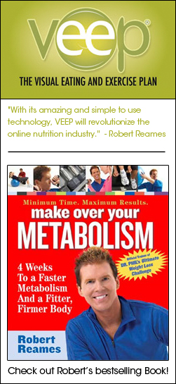 Order The COMPLETE Robert Reames Lifestyle Transformation System Today!